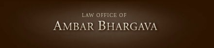 Law office of Ambar Bhargava, Buffalo NY attorney